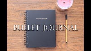 КАК Я ВЕДУ ЕЖЕДНЕВНИК | BULLET JOURNAL | Nirvana