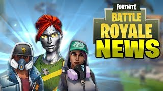 NUOVE SKIN STAGIONE 4! ⛏️ Fortnite Battle Royale News - Pazzox