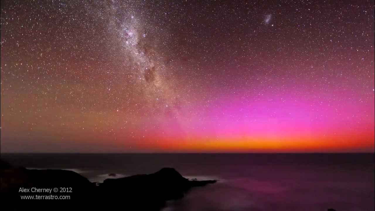 aurora australis - photo #20