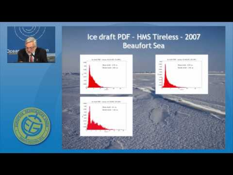 EGU2010: Arctic sea ice is in terminal retreat (Press Conference)