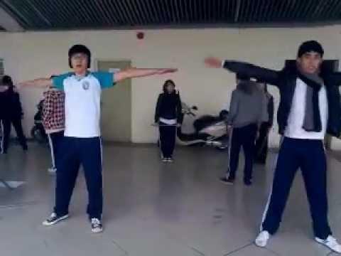 Bài thể dục 40 động tác tay không - Lớp ĐH2TĐ3