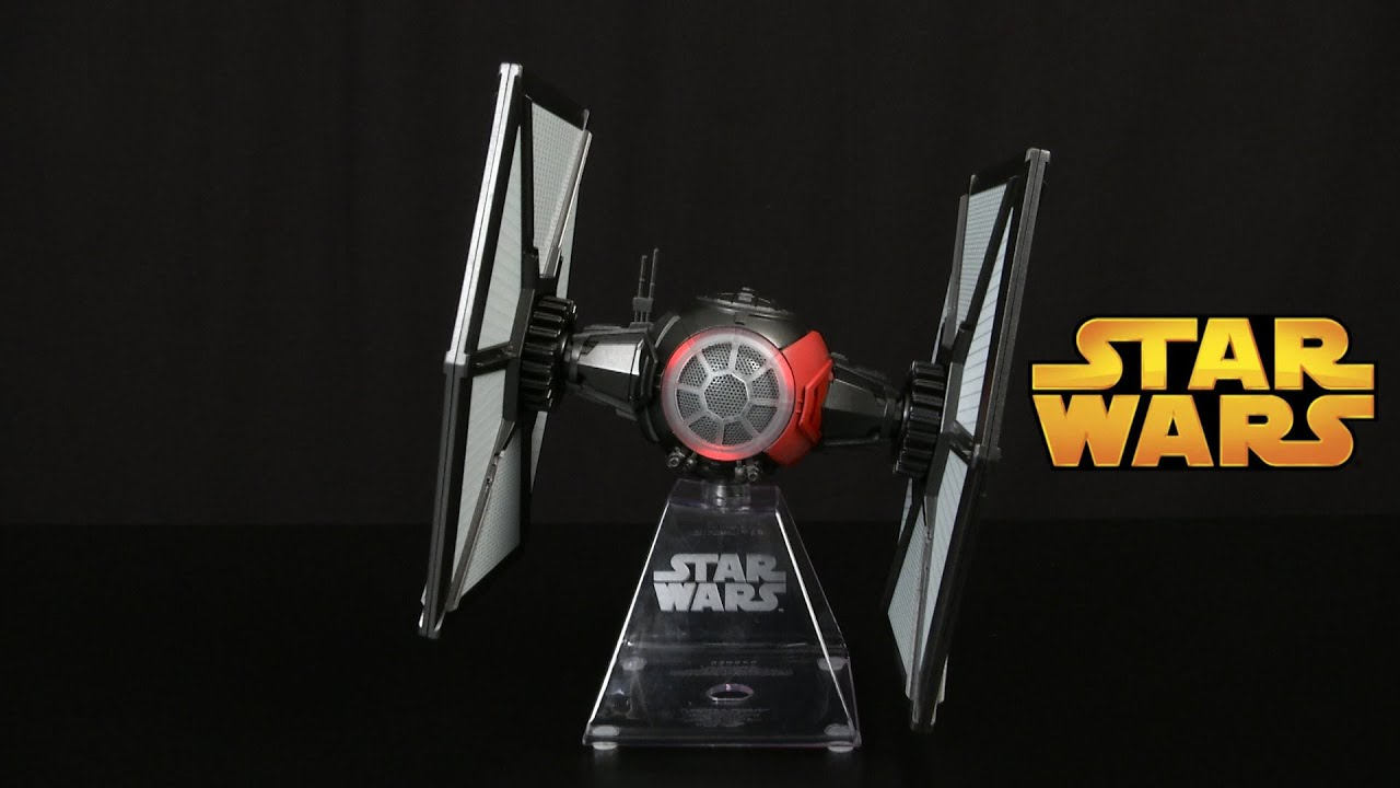 Star Wars iHome Special Forces Tie Fighter Speaker from eKids