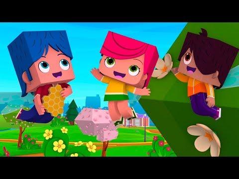 ЙОКО | Сборник Серий про волшебные уменьшения | Мультфильмы для детей