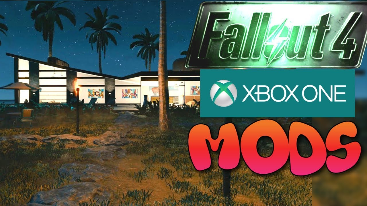 Fallout 4 (Xbox One) Mods - Case House #22 (Lost Island ...