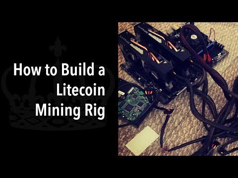 Building A Litecoin Or Dogecoin Mining Rig