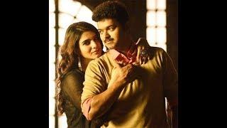 Mersal Neethanae Tamil Full Song Vijay Samantha A R Rahman Atlee