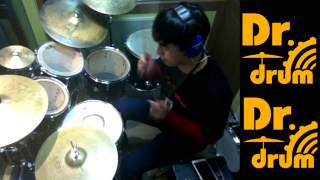 Out of Control - Hoobastank Drum Cover