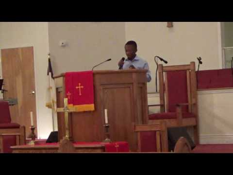 New Waves of Joy Youth Revival Night 2 sermon Rev Jared Sawyer Jr is the revivalist