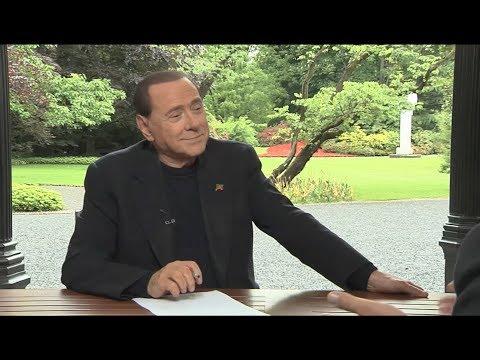 Berlusconi: «Complotto contro di me? Obama si comportò bene»
