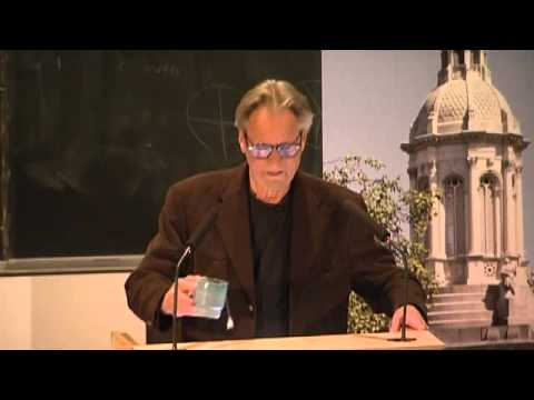 Sam Shepard Reads at Trinity College Dublin