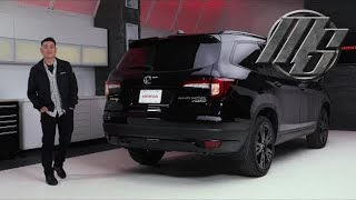 🔴 2019 Honda Pilot | Best Car - Motorshow