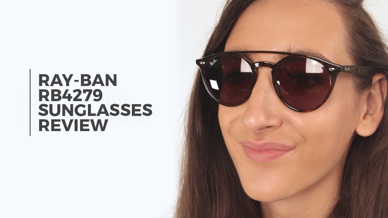 Ray Ban Rb4279 Sunglasses Review Smartbuyglasses Youtube