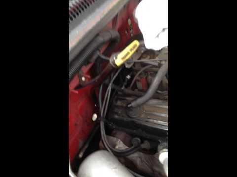 Heater Core Replacement In A 2000 Dodge Dakota