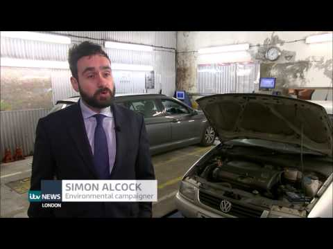 ITV News London - Report on the new 'T-Charge' (Incomplete) - 17/2/17 - 1080p HD