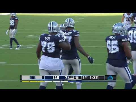 Taco Charlton gets his first NFL Sack!