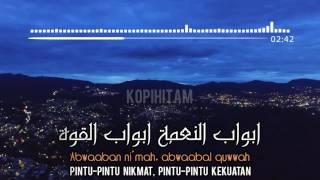 LIRIK LIR - ILIR & SHOLAWAT BADAR [ CAK NUN ]