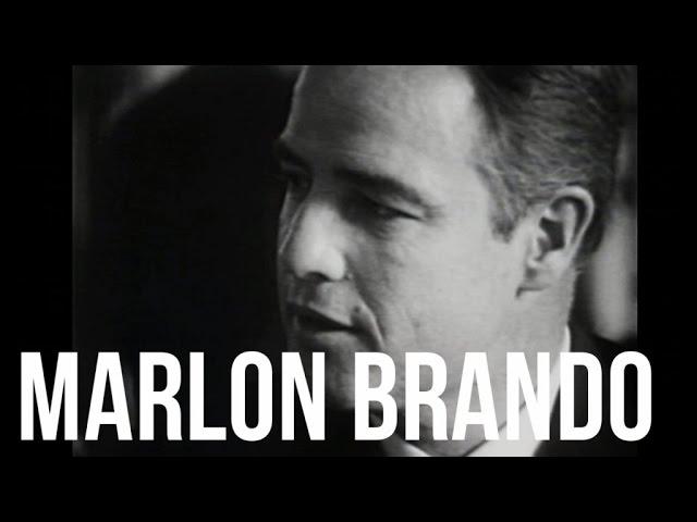 Marlon Brando: An Actor Named Desire - Trailer