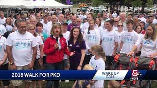 Wake up call: 2018 Walk for PKD