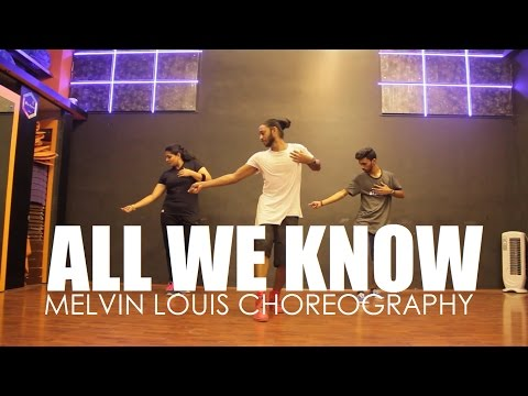 All we know | Chainsmokers | Melvin Louis Choreography