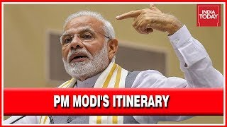PM Modi Calls For Parliament Meeting And Strategy Discussion With NDA Ahead Of His Visit To Varanasi