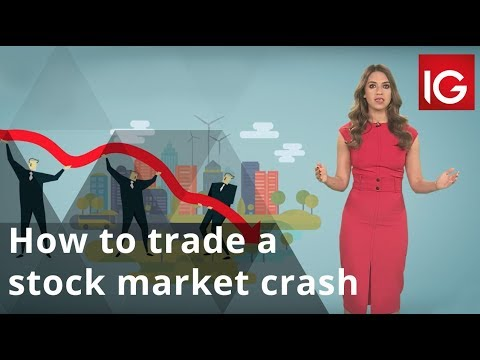 How to trade a stock market crash