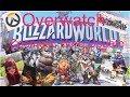 Overwatch Origins Edition Blizzard World New Skins + Intros Cosmetic Update
