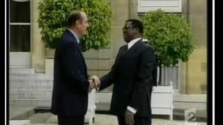 Togo: Coup d'État après la mort du gal. Eyadema Gnassingbé