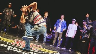 Benstacks VS Frankie - Quarterfinal - Red Bull BC One North American Final 2015