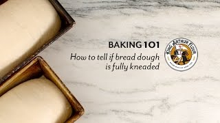 Gambar cover How to tell if bread dough is fully kneaded