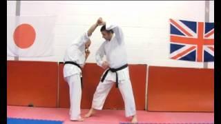 SOCHIN Bunkai Strategies 2012 wk18 karate kata bunkai application koyru oyo jutsu