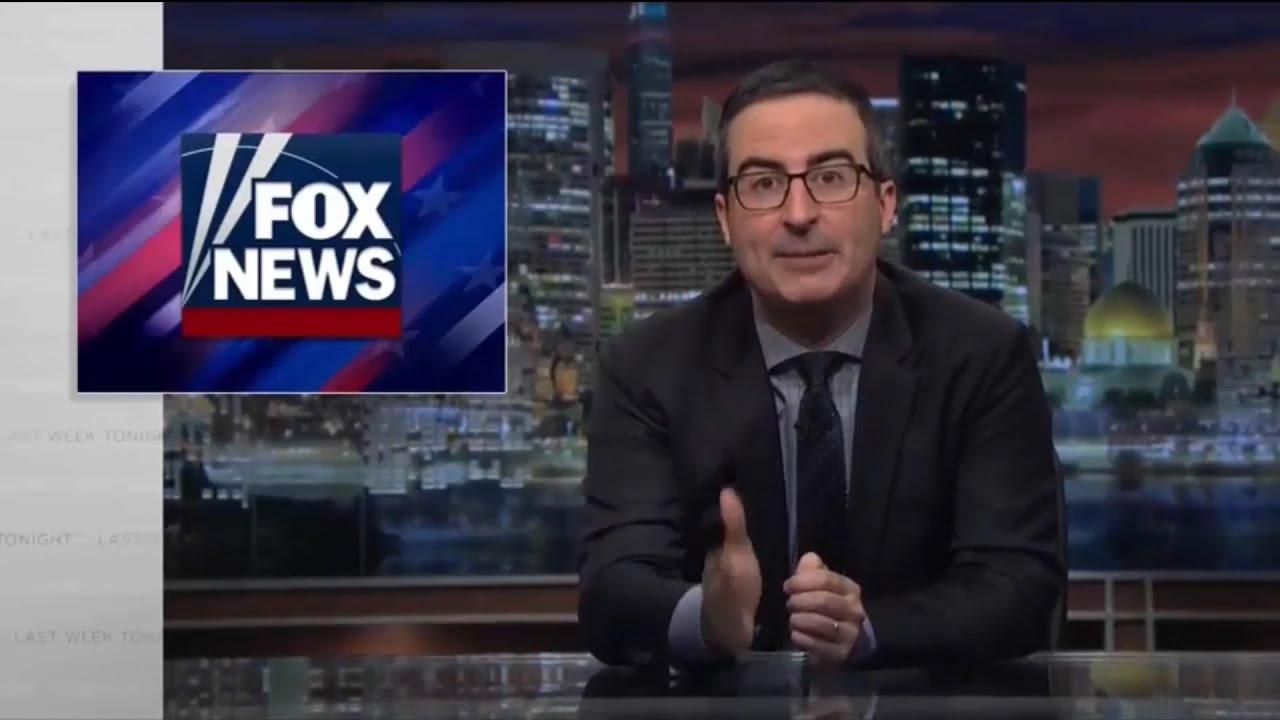 Last Week Tonight with John Oliver - Fox News (HBO) - YouTube
