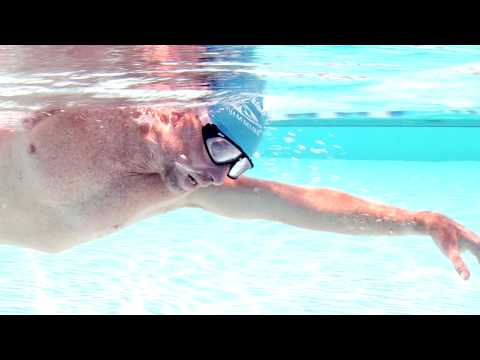 Total Immersion Freestyle Swimming Demonstration