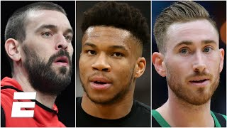 Brian Windhorst analyzes the NBA free agency season: Marc Gasol, Giannis & Gordon Hayward | KJZ