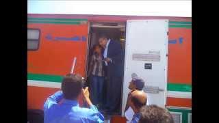 زيارة طاهر أبو زيد لقناة السويس الجديدة أغسطس 2014