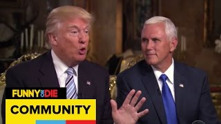 The Exclusive Interview with Donald Trump and Mike Pence