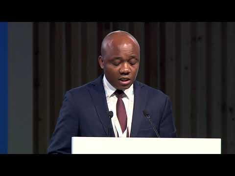 PP-18: H.E. Mr Eucario Bakale Angue Oyana, Min. of Transport, Post & Telecomms., Equatorial Guinea