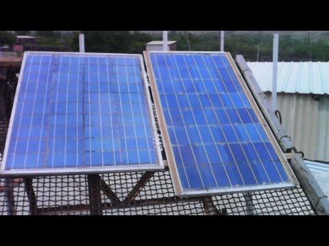 grid solar power