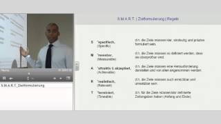 "S.M.A.R.T. Zielformulierung | ""Marketing Management Grundlagen"" 