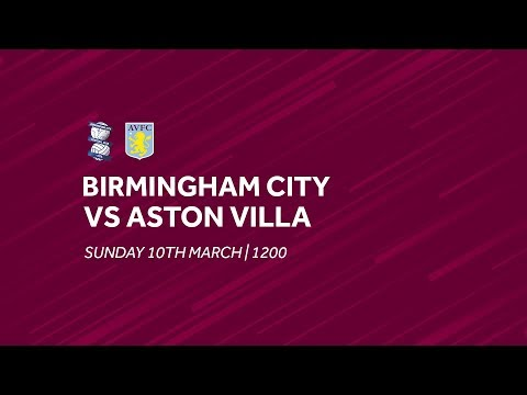 Birmingham City 0-1 Aston Villa | Extended highlights