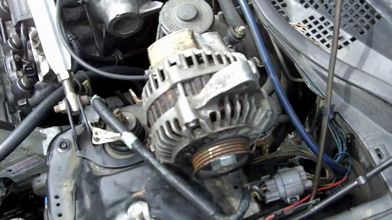 92 Accord Fuse Box How To Change Honda Civic Alternator 92 00 Overview