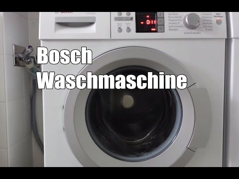 bosch avantixx 7 exclusiv waq28440 waschmaschine doovi. Black Bedroom Furniture Sets. Home Design Ideas