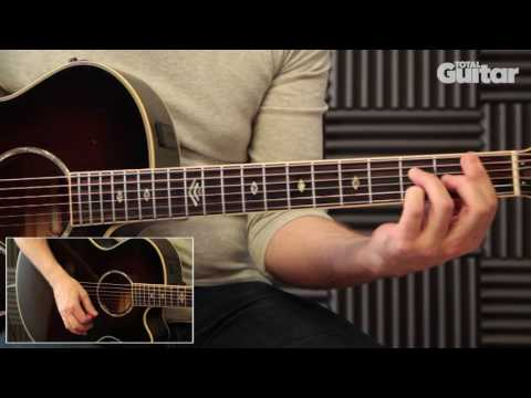 Guitar Lesson: Get the sound for Badly Drawn Boy - Once Around The Block