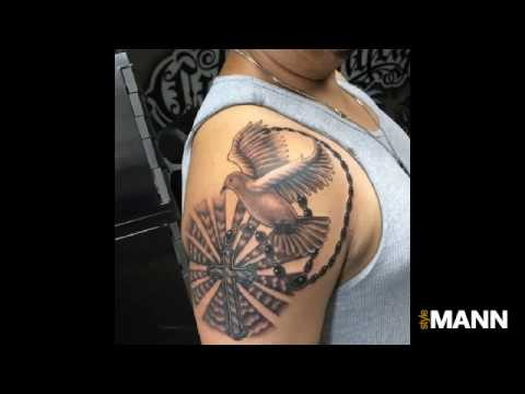 60 Dove Tattoo Designs For Men A Bird Of Great Significance Youtube