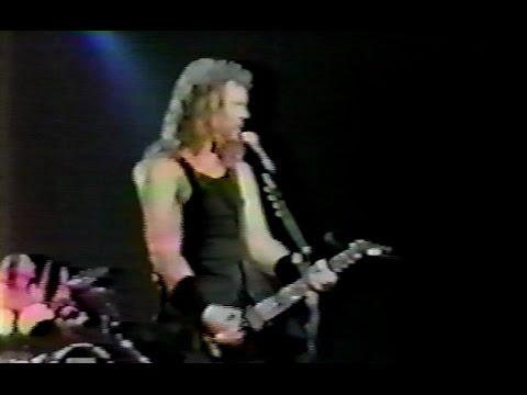 Metallica - Peoria, IL, USA [1991.10.28] Rehearsal - 2nd Source