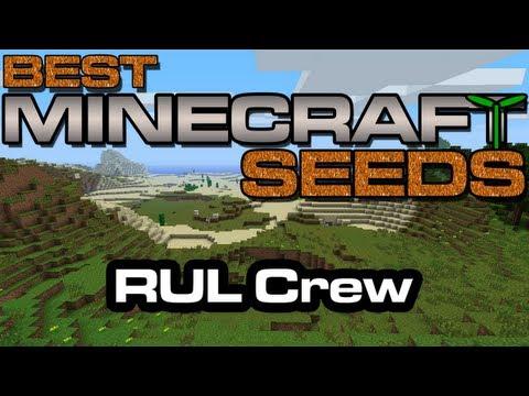 Best Minecraft Seeds - RUL Crew [Xbox 360 Edition]