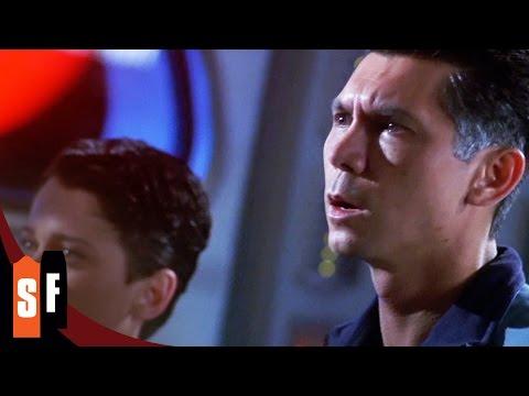 Supernova (2000) Lou Diamond Phillips On the Challenge of Script Changes HD