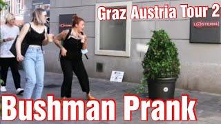 Bushman Prank - Graz Austria Tour 2