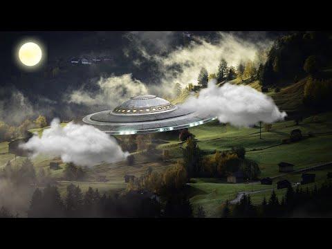 Ufo artiges Vehikel wird mit einer Auto Dashcam aufgezeichnet - Geheimtechnologie oder Außerirdisch?