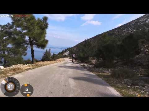 Gatta Bike Team - zgrupowanie Chorwacja 2015 część I