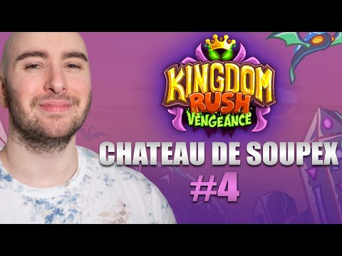 Vidéo d'Alderiate : [FR] ALDERIATE - KINGDOM RUSH VENGEANCE - EPISODE 4